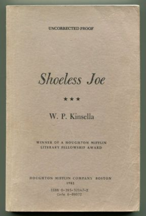 SHOELESS JOE. W. P. Kinsella.