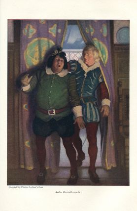 WESTWARD HO! The Voyages and Adventures of Sir Amyas Leigh, Knight, of Burrough in the County of Devon--In the Reign of Her Most Glorious Majesty Queen Elizabeth.