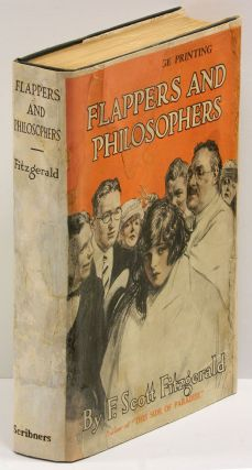 FLAPPERS AND PHILOSOPHERS. F. Scott Fitzgerald.
