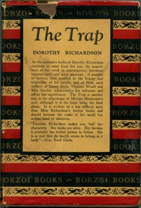 THE TRAP. Dorothy Richardson.