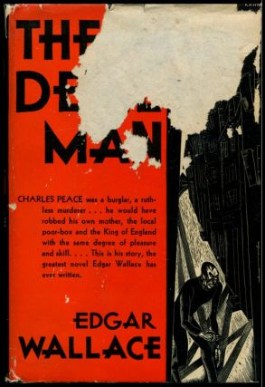THE DEVIL MAN. Edgar Wallace.