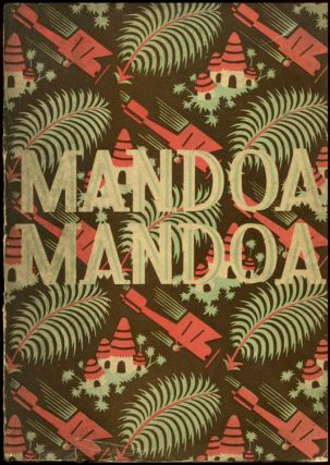 MANDOA, MANDOA! A Comedy of Irrelevance. Winifred Holtby