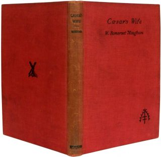 CAESAR'S WIFE. W. Somerset Maugham.