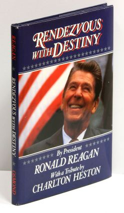 RENDEZVOUS WITH DESTINY. Ronald Reagan.