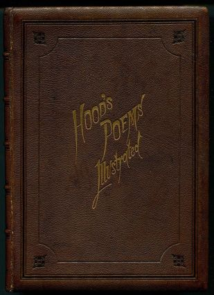 POEMS BY THOMAS HOOD: Illustrated Edition. Thomas Hood, W. M. Rossetti.