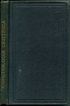 CONCHOLOGIA CESTRICA: The Molluscous Animals and Their Shells, of Chester County, PA. William D. Hartman, , Ezra Michener.