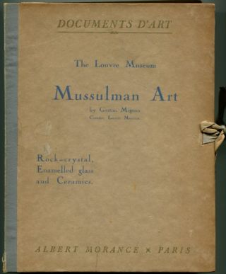 MUSSULMAN ART: The Louvre Museum.