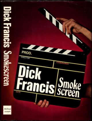 SMOKESCREEN. Dick Francis.