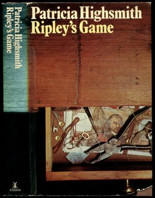 RIPLEY'S GAME. Patricia Highsmith.