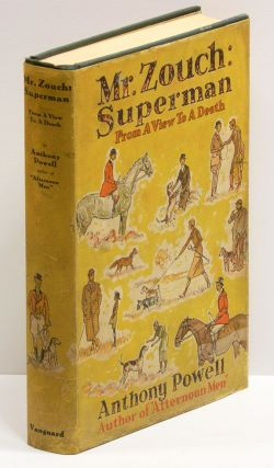 MR. ZOUCH: SUPERMAN; From a View to a Death. Anthony Powell.