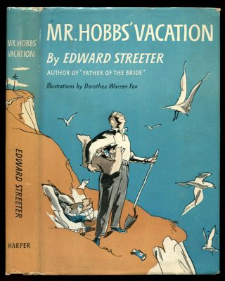 MR. HOBBS' VACATION. Edward Streeter