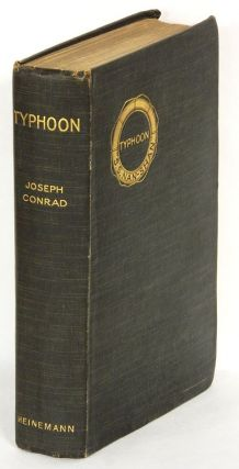 TYPHOON AND OTHER STORIES. Joseph Conrad.