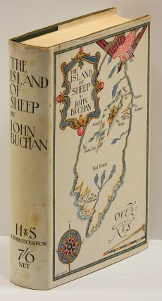 THE ISLAND OF SHEEP. John Buchan