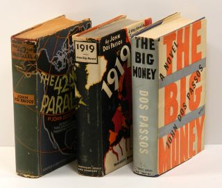 THE 42ND PARALLEL | 1919 | THE BIG MONEY: [The U.S.A. Trilogy]. John Dos Passos