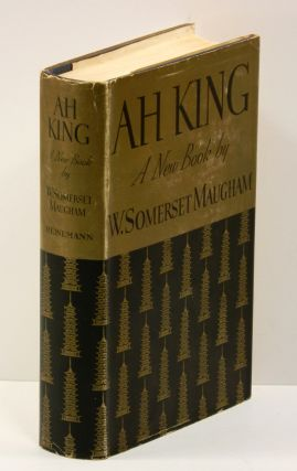 AH KING: Six Stories. W. Somerset Maugham