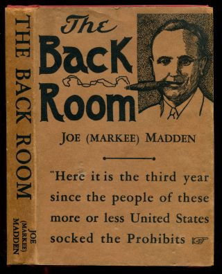 THE BACK ROOM. Joe Madden, Markee