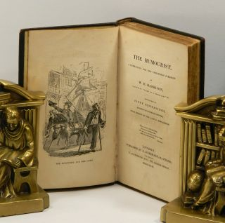 THE HUMORIST: A Companion for the Christmas Fireside [Two volumes].