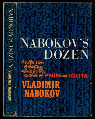 NABOKOV'S DOZEN: A Collection of Thirteen Stories. Vladimir Nabokov