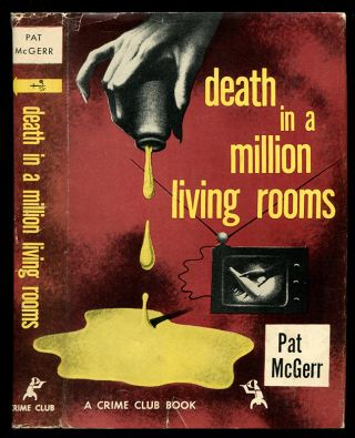 DEATH IN A MILLION LIVING ROOMS. Patricia McGerr, Bess Truman