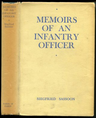 MEMOIRS OF AN INFANTRY OFFICER.