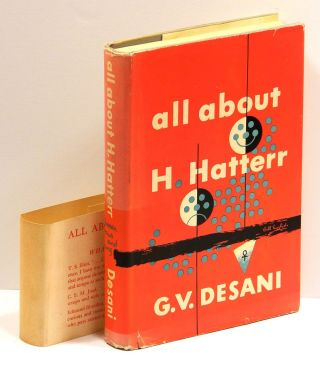 ALL ABOUT H. HATTERR. G. V. Desani