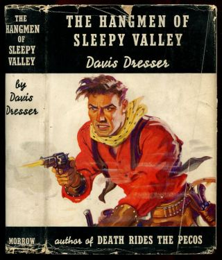THE HANGMEN OF SLEEPY VALLEY. Brett Halliday, Davis Dresser