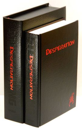 DESPERATION. Stephen King.