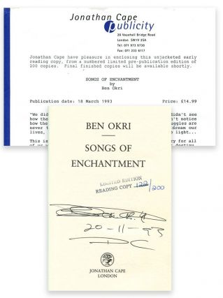 SONGS OF ENCHANTMENT.