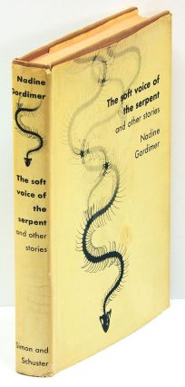 THE SOFT VOICE OF THE SERPENT: and other stories.