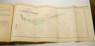 REPORTS OF EXPLORATIONS AND SURVEYS, TO ASCERTAIN THE MOST PRACTICABLE AND ECONOMICAL ROUTE FOR A RAILROAD FROM THE MISSISSIPPI RIVER TO THE PACIFIC OCEAN: Volume II.