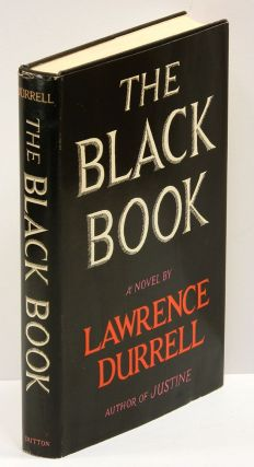 THE BLACK BOOK. Lawrence Durrell.