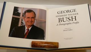 GEORGE HERBERT WALKER BUSH: A Photographic Profile.