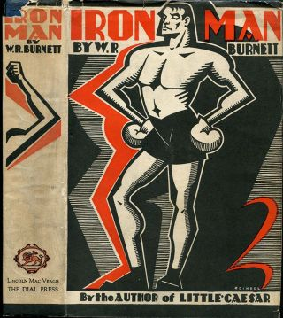 IRON MAN. W. R. Burnett.