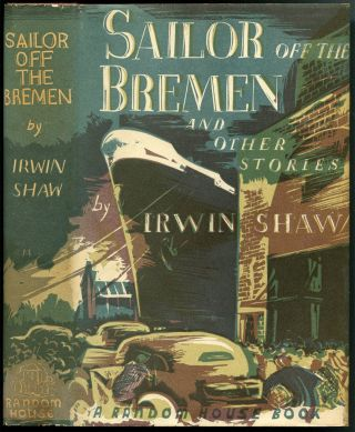 SAILOR OFF THE BREMEN: and Other Stories.