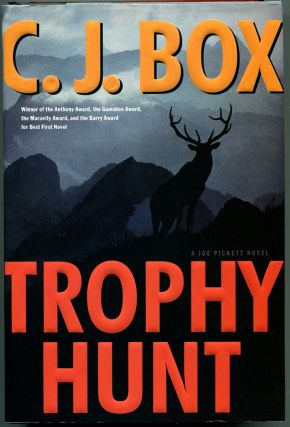 TROPHY HUNT. C. J. Box