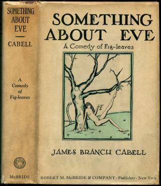 SOMETHING ABOUT EVE: A Comedy of Fig-Leaves.