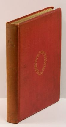 A POPE LIBRARY: A Catalogue of Plays, Poems, and Prose Writings Collected by Thomas James Wise....