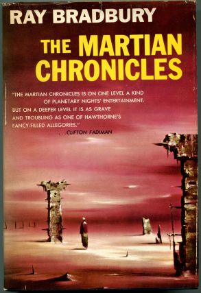 THE MARTIAN CHRONICLES. Ray Bradbury, Karel Thole