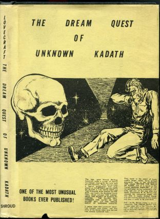 THE DREAM QUEST OF UNKNOWN KADATH.