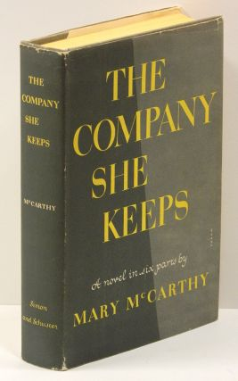 THE COMPANY SHE KEEPS. Mary McCarthy