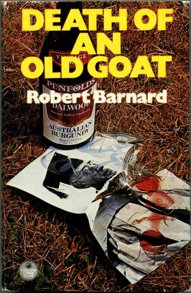 DEATH OF AN OLD GOAT. Robert Barnard