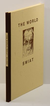 SWAIT / THE WORLD [cover title THE WORLD / SWAIT]: A sequence of twenty poems in Polish,...