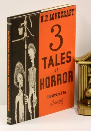 3 TALES OF HORROR. H. P. Lovecraft, Lee Brown Coye