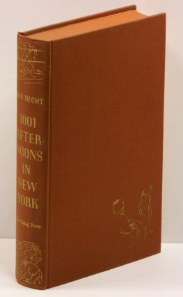 1001 AFTERNOONS IN NEW YORK; [Together with] THE BEWITCHED TAILOR.