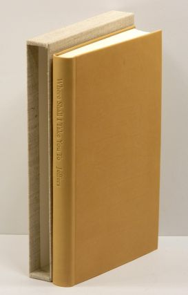 WHERE SHALL I TAKE YOU TO: The Love Letters of Una and Robinson Jeffers [1/25 Roman-numeraled copies in leather].