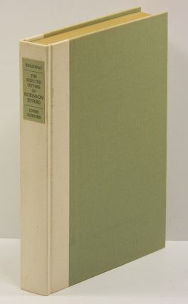 THE SELECTED LETTERS OF ROBINSON JEFFERS 1897-1962.