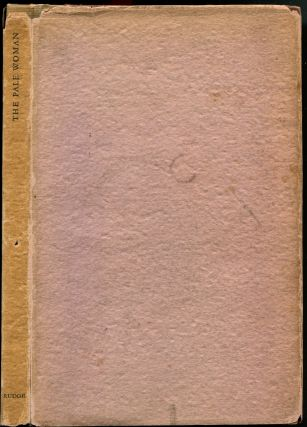 THE PALE WOMAN AND OTHER POEMS.