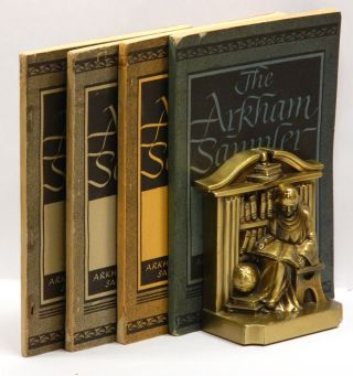 THE ARKHAM SAMPLER: Volumes One, Numbers 1 - 4. August Derleth, H. P. Lovecraft