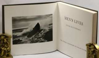 MEN'S LIVES: The Surfman and Bayman of the South Fork.