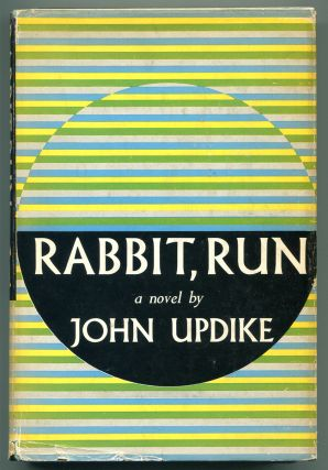 RABBIT, RUN. (With somewhat cranky inscription).